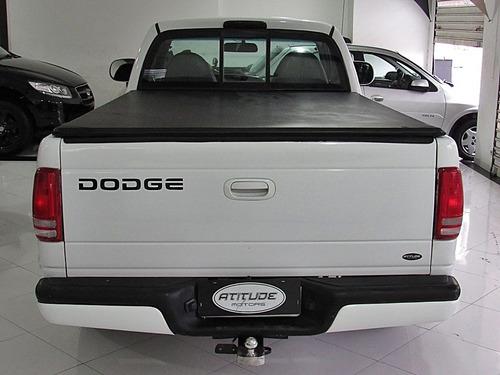 dodge dakota 3.9 sport 2p branco 1999 completo