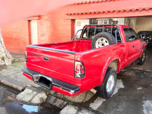 dodge dakota 3.9 sport cab. estendida 2p 2000