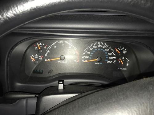 dodge dakota cabine estendida 3.9 a mais nova brasil 2000