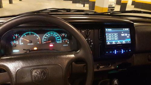 dodge dakota manual cab.estendida 3.9 - v6 - toda revisada
