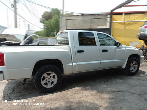 dodge dakota slt quad cab equipada 4x2 at 2006