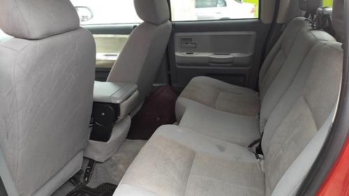 dodge dakota slt quad cab equipada 4x2 at , factura original