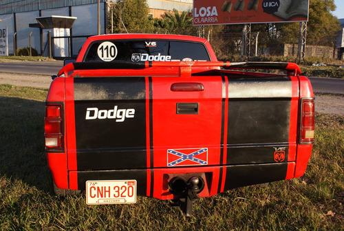 dodge dakota sport  chop top   permuto x dodge gtx o motos