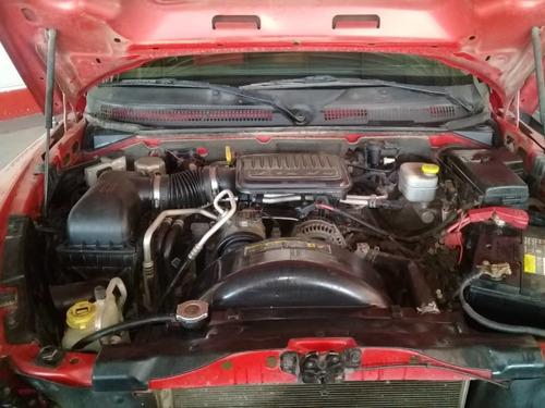 dodge dakota sxt 3.7cc full 2011 detalle