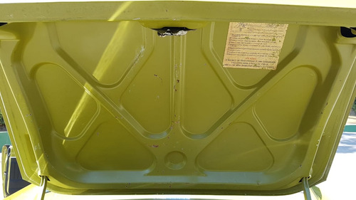 dodge dart 1971 - verde oliva