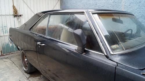 dodge dart 1974 transmisión manual 2 puertas 6 cilindros