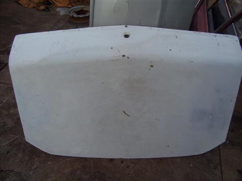 dodge dart magnum charger 79-81  tampa traseira p/ restaurar