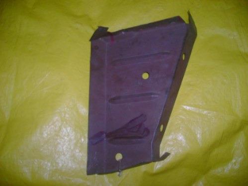 dodge dart reforço radiador antigo