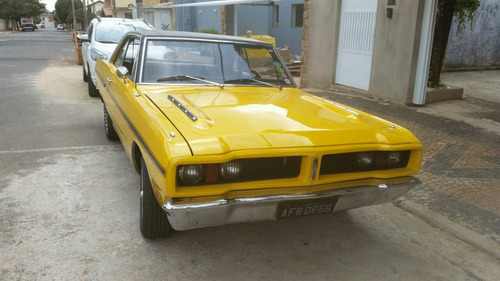 dodge dodge charger rt 1975 1975