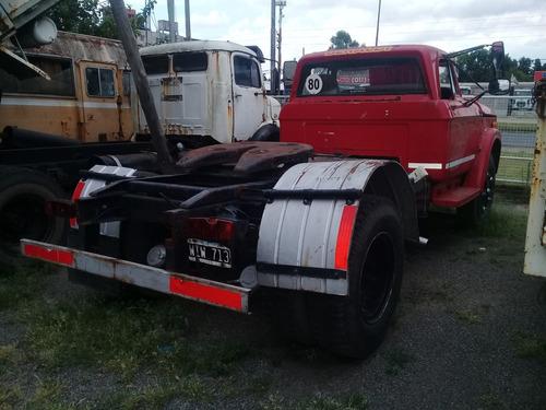 dodge dp 800 tractor con plato