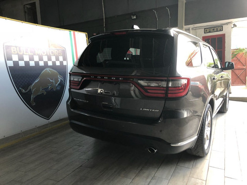 dodge durango 3.6 limited v6 2015