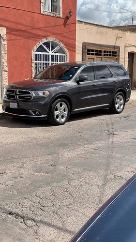 dodge durango 3.6 limited v6 at 2015