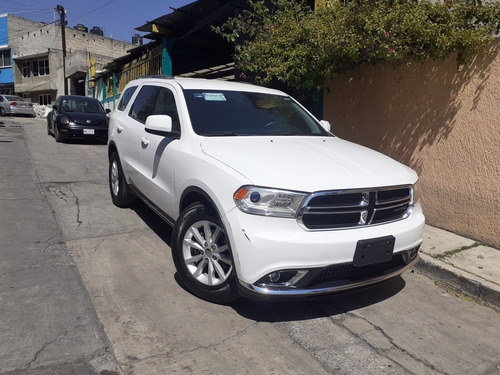dodge durango 3.6 v6 sxt plus mt 2015