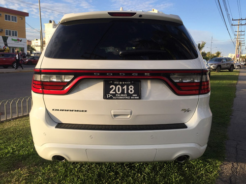 dodge durango 5.7 v8 r/t at 2018