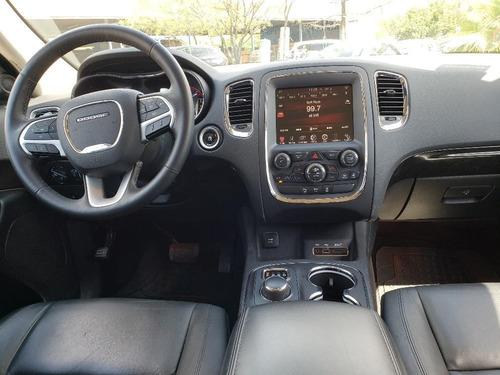 dodge durango 5p limited v6 3.6 aut