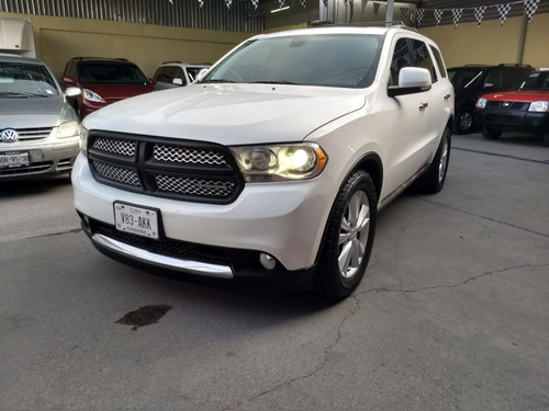 dodge durango citadel v8 awd at 2012