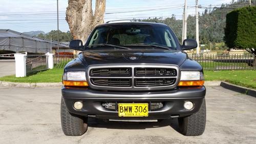 dodge durango slt 4x4 americana.motor 4.700 cc modelo 2001