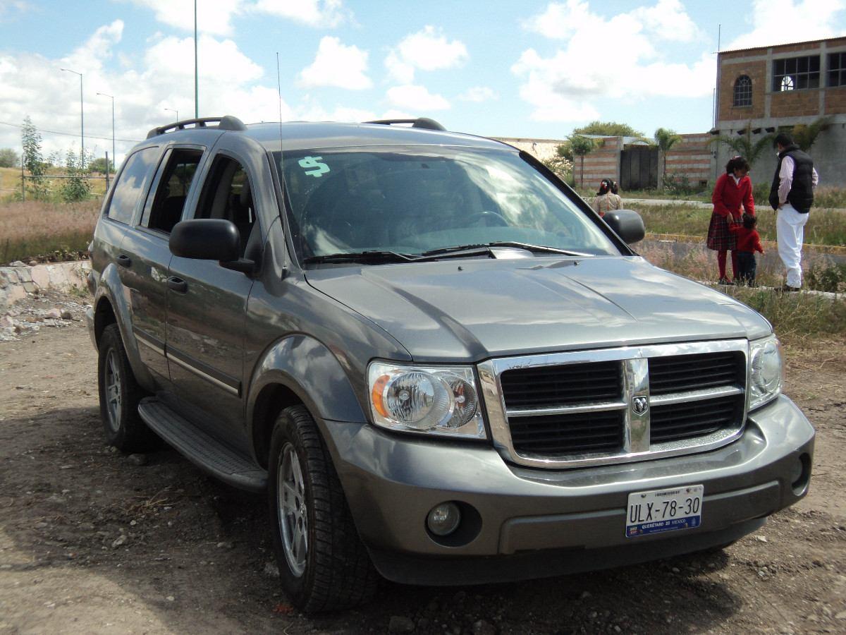 Dodge Durango Slt 5 7 Motor Hemy 105 000 En Mercado Libre
