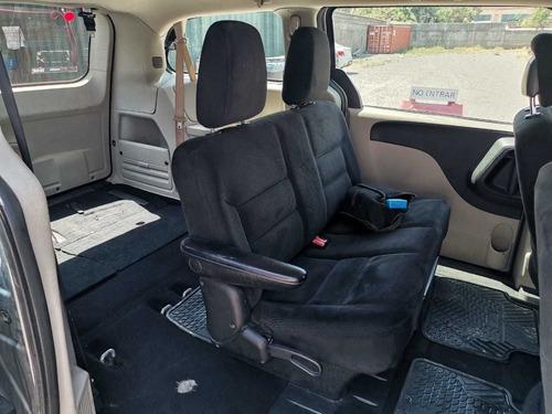 dodge grand caravan 3.6 auto se 2015 unico dueño