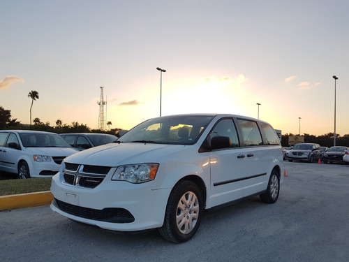 dodge grand caravan 3.7 se at 2017 blanco en torreón