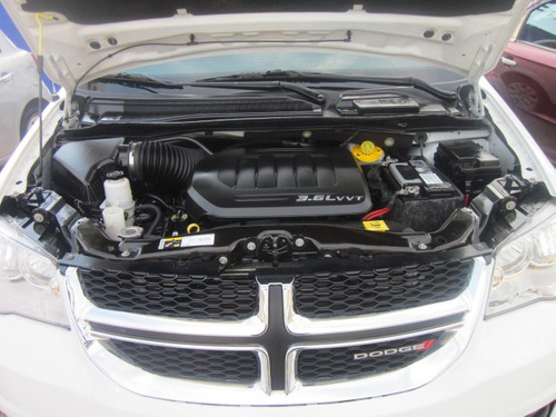 dodge grand caravan 3.7 se at carflex cancun 21372455