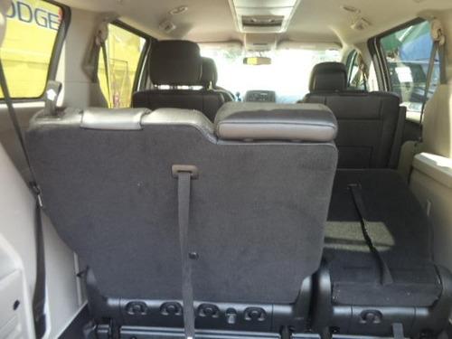 dodge grand caravan 5p sxt plus v6/3.6 aut