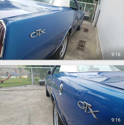 dodge gtx v8 mexicana'