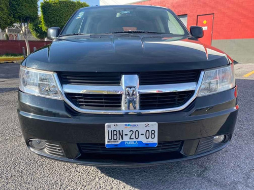dodge journey 2010 2.4 sxt 5 pasj at autos usados puebla