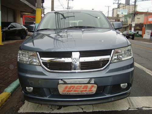 dodge journey 2010 2.7 r/t 5p - esquina automoveis