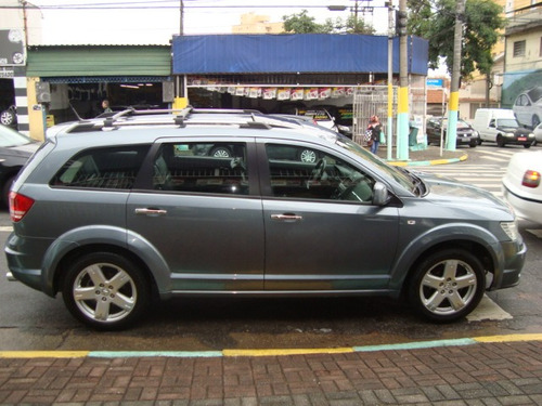 dodge journey 2010 2.7 r/t 5p   r$ 43,900 esquina automoveis