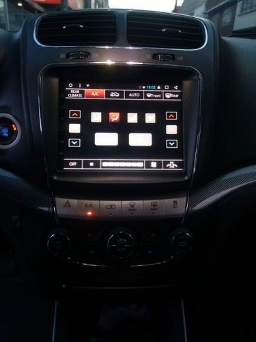 dodge journey 2011-2019 radio android pantalla tactil 8.4
