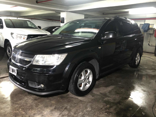 dodge journey 2011 2.4 sxt atx (3 filas)+dvd+techo sepautos