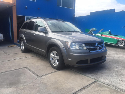 dodge journey 2012 5p sxt 2.4l aut 7 pasj eq.