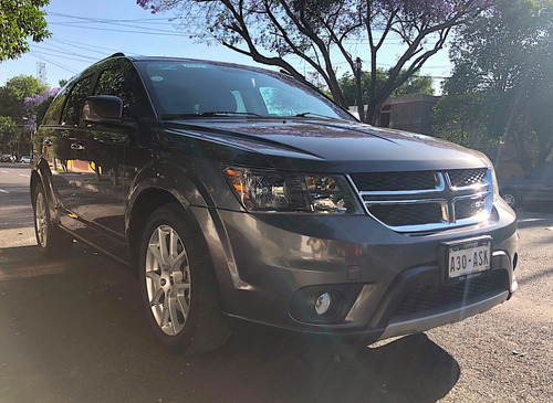 dodge journey 2015 r/t quemacocos piel dvd bluetooth rines