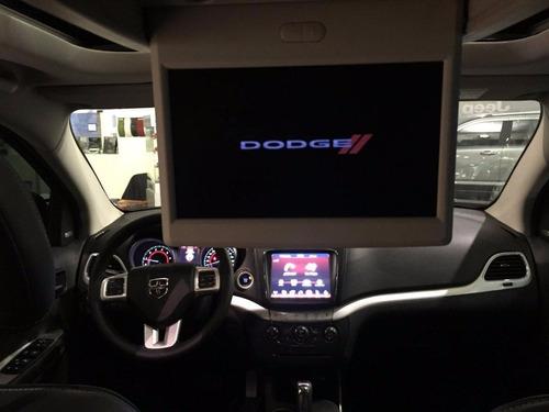 dodge journey 2018 0 km sxt 2.4 ant $460000 y 48c$12000hoy!