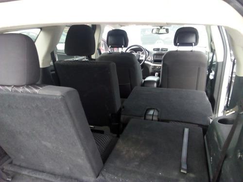 dodge journey 2.4 se 7 pasajeros at a/a abs opción a crédito
