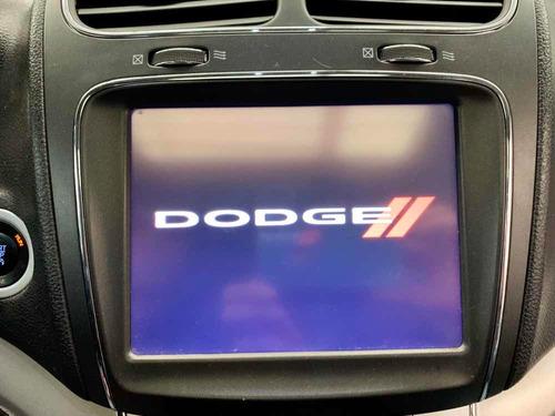 dodge journey 2.4 sxt 170cv atx6 (techo, dvd) 2014 unica