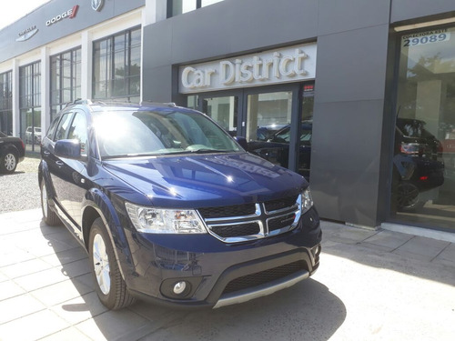 dodge journey 2.4 sxt 170cv (techo, dvd, nav)