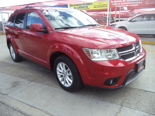 dodge journey 2.4 sxt 5 pasajeros plus at 2016.