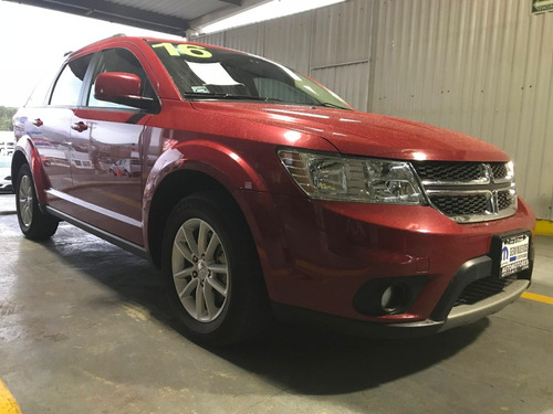 dodge journey 2.4 sxt 7 pasajeros lujo at