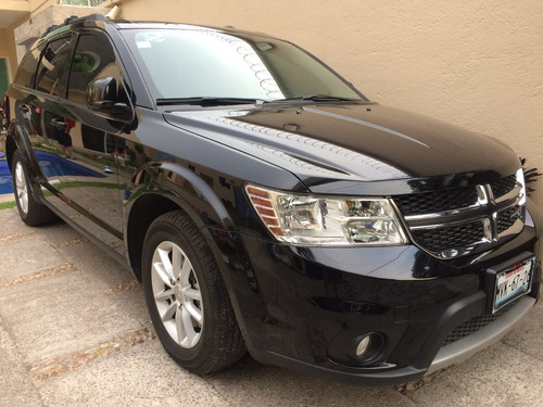 dodge journey 2.4 sxt 7 pasajeros plus mt