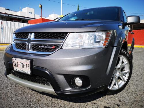 dodge journey 2.4 sxt 7 pasj at 2012 autos puebla