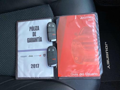 dodge journey 2.4 sxt sport 7 pasajeros at 2017