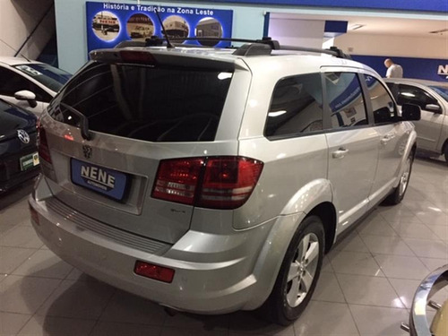 dodge journey 2.7 sxt v6 gasolina 4p automático 2008/2009