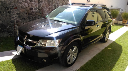 dodge journey 3.5 r/t 7 pasj piel aa dvd r-19 at