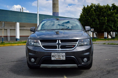 dodge journey 3.6 r-t nav dvd mt 7 pasajeros