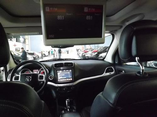 dodge journey 3.6 rt v6 gasolina 4p automático 2012/2013