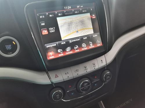 dodge journey 3.6 rt v6 gasolina 4p automático sem entrada
