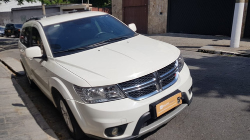 dodge journey 3.6 sxt 5p, única dona, revisada, impecável!!