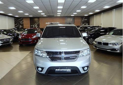 dodge journey 3.6 sxt v6 gasolina 4p automático 2011/2012